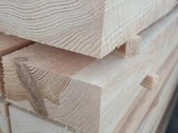 Пиломатериалы хвойных пород древесины. - фото 2