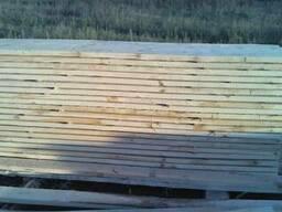 Пиломатериалы обрезные.Порода дерева сосна.ель.