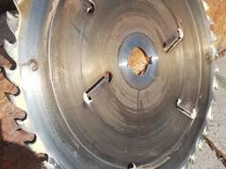 Пилы дисковые 500мм и 450мм для многопила