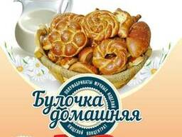 """Пищевой концентрат """"Булочка домашняя"""" 0,9 кг"""