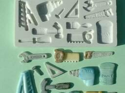 Пищевой силикон для форм Пентэласт-750 (Компаунд для форм)