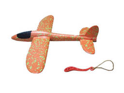Планер малый с пусковым механизмом, размах крыла 36 см