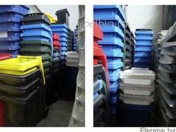 Пластиковый контейнер 60л, 80л, 120л, 240, 360л