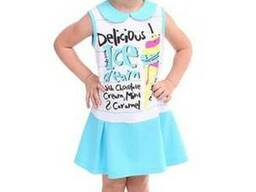 Платье для девочки - фото 4