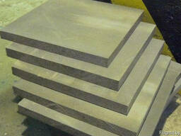 Плит ЦСП ( цементно-стружечные плиты ). 8,10,12,16,20,24 мм