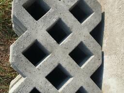 "Плитка бетонная ""Травница - Ромб"""