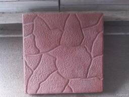 Плитка тротуарная черепашка - фото 2