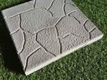 Плитка тротуарная Черепашка - фото 1