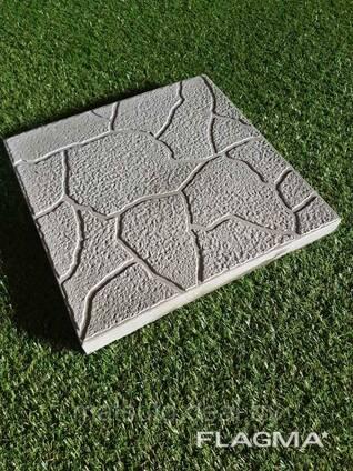Плитка тротуарная Черепашка