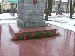 "Плитка тротуарная "" Гранит и мрамор"""