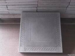 Плитка тротуарная квадрат
