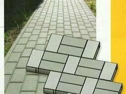 Плитка тротуарная прямоугольная П21.10.6-М-а