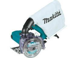 Плиткорез электрический Makita 4100 KB в кор. (с диском, 230В, 1400 Вт, 125х20.0 мм. ..