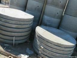 Плиты днища для канализационных колец в Бресте