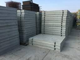 Плиты дорожные 2ПП 30. 18-30 новые
