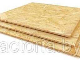 Плиты OSB, толщ.10мм (2,5*1,25)