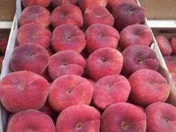 Плоский персик из Испании. Прямые поставки.