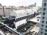 Пневмокаркасное сооружение для спортивных площадок от производителя - фото 1