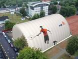 Пневмокаркасное сооружение для спортивных площадок от производителя - фото 4