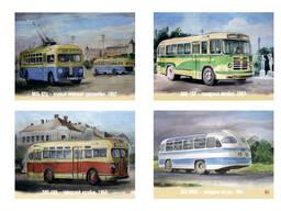 Почтовые открытки коллекционные