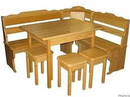 Под заказ мебель из массива