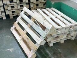 Поддон деревянный - фото 5