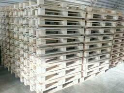 Поддон деревянный - фото 6
