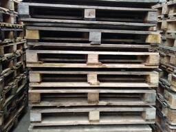 Поддон деревянный б/у 1000*1200 то