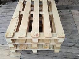 Поддон деревянный новый 800х1200