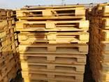 Поддон деревянный облегчённый 1200х800 - фото 1
