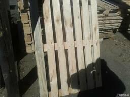 Поддон деревянный облегчённый