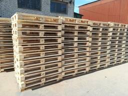 Поддоны деревянные новые IPPC