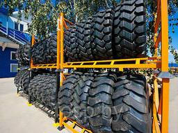Поддон (паллет) для грузовых автомобильных шин