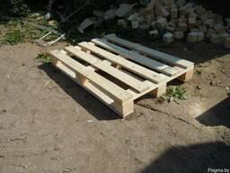 Поддоны деревянные 1200х800 новые