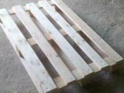 Поддоны деревянные