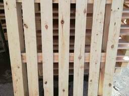 Поддоны деревянные - фото 6