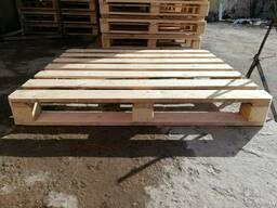 Поддоны деревянные - фото 7