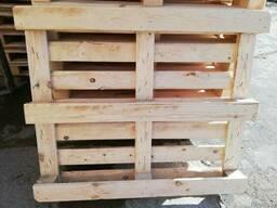 Поддоны деревянные - фото 8