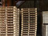 Поддоны деревянные бу - фото 1