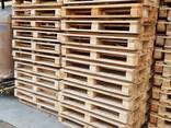 Поддоны деревянные новые IPPC и б/у - фото 1