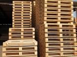 Поддоны деревянные новые IPPC и б/у - фото 2