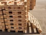 Поддоны деревянные новые IPPC и б/у - фото 3