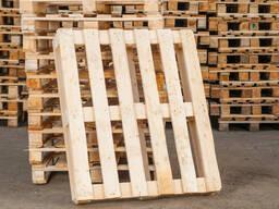 Поддоны деревяные б\у