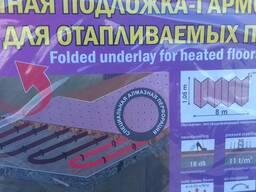Подложка 1.8 мм (Брест) для теплого пола