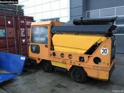 Подметально-уборочная машина Schmidt SK 150
