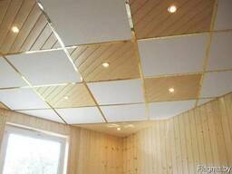 Подвесной потолок Armstrong, Грильято, Реечные
