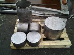 Поковка стальная, легированная, инструментальн, нержавеющая