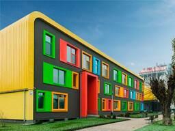 Покраска алюминиевых конструкций