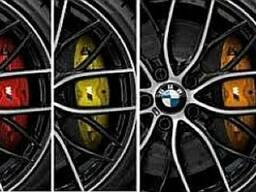 Покраска автомобильных деталей (бампера, суппорта и др. )
