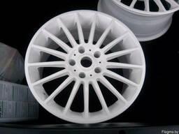 Покраска автомобильных дисков